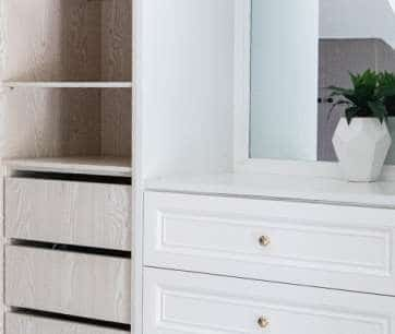 Good wardrobe design- 3 things to look for