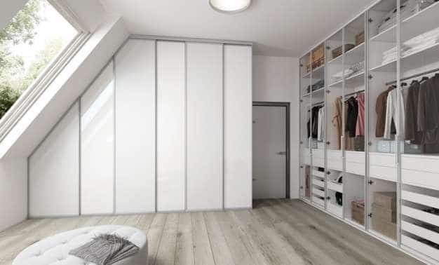 custom sliding door wardrobes